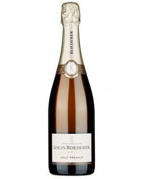 Louis Roederer Brut Premier Champagne AOC Pinot Noir Chardonnay Meunier Jeroboam