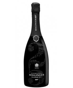 Bollinger Champagne 007 2011 Champagne Limited Edition Magnum