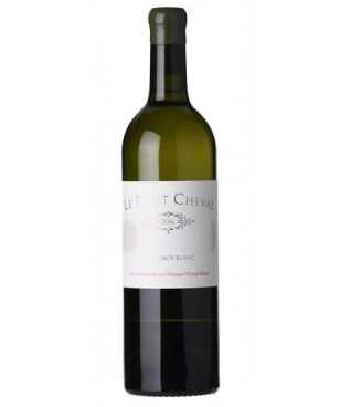 Chateau Cheval Blanc Le Petit Cheval 2016 Grand Cru Bordeaux White
