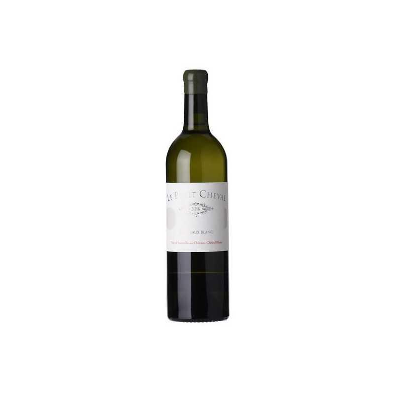 Chateau Cheval Blanc Le Petit Cheval 2016 Grand Cru Bordeaux White