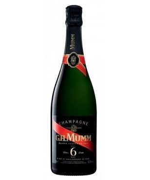 G.H. Mumm Champagne 6 Ans Limited Edition Brut AOC