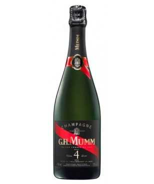G.H. Mumm Champagne 4 Ans Limited Edition Brut AOC
