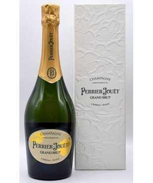Perrier Jouet Grand Brut Champagne AOC Spumante Astucciato