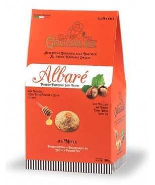 Golosalba Albarè alla Nocciola e Miele Piemonte 180 gr