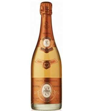 Louis Roederer Cristal Rose 2009 Brut Millesime Champagne astuccio