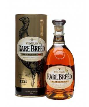 Whisky Wild Turkey Rare Breed USA Astuccio