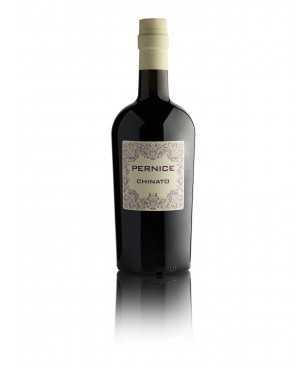Pernice Chinato vino rosso aromatizzato da uve Gamba di Pernice di Calosso