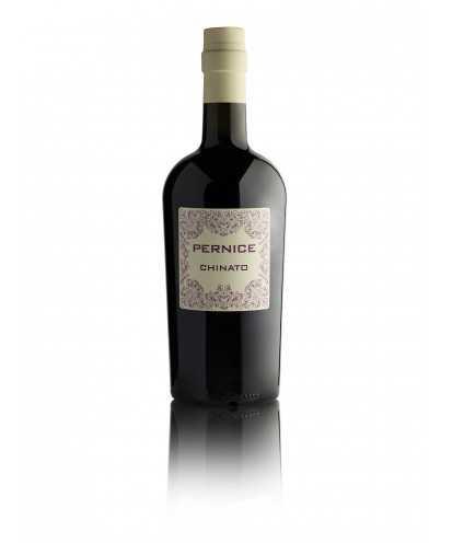 """Pernice Chinato vino rosso aromatizzato da uve Gamba di Pernice di Calosso """""""