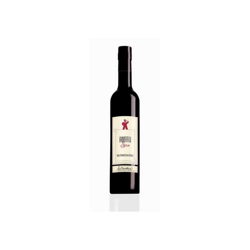 La Canellese Amaro San vino aromatizzato amaro