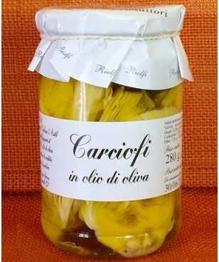 Riolfi Carciofi in olio di semi 1500 gr