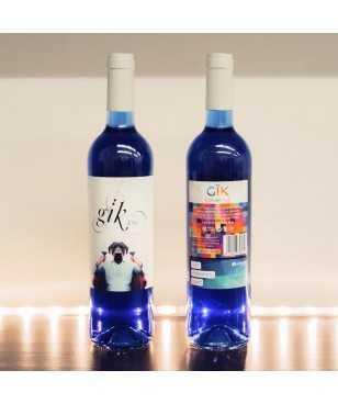 Gik Live Vino Blu Spagna Blue