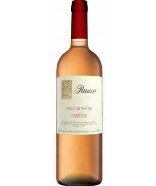 Parusso Rosato Paruss 2016 Vino Rosato Piemonte