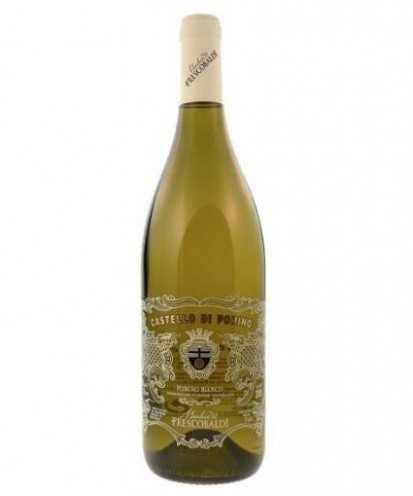 Frescobaldi Castello di Pomino Bianco 2017 DOC Chardonnay Pinot Bianco Toscana