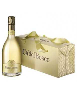 Ca del Bosco Cuvee Prestige Franciacorta Brut DOCG Chardonnay Magnum Con Astuccio