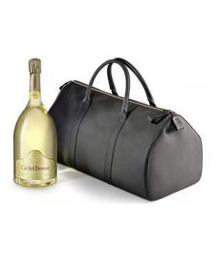 Ca del Bosco Cuvee Prestige Franciacorta Brut DOCG Chardonnay Salmanazar Weekend Bag
