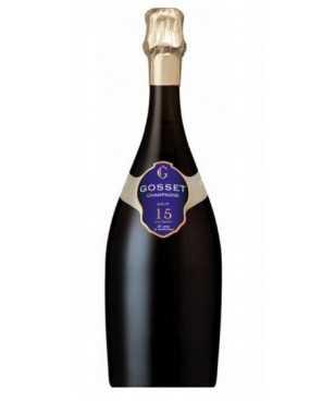Gosset Champagne Brut 15 ans de cave